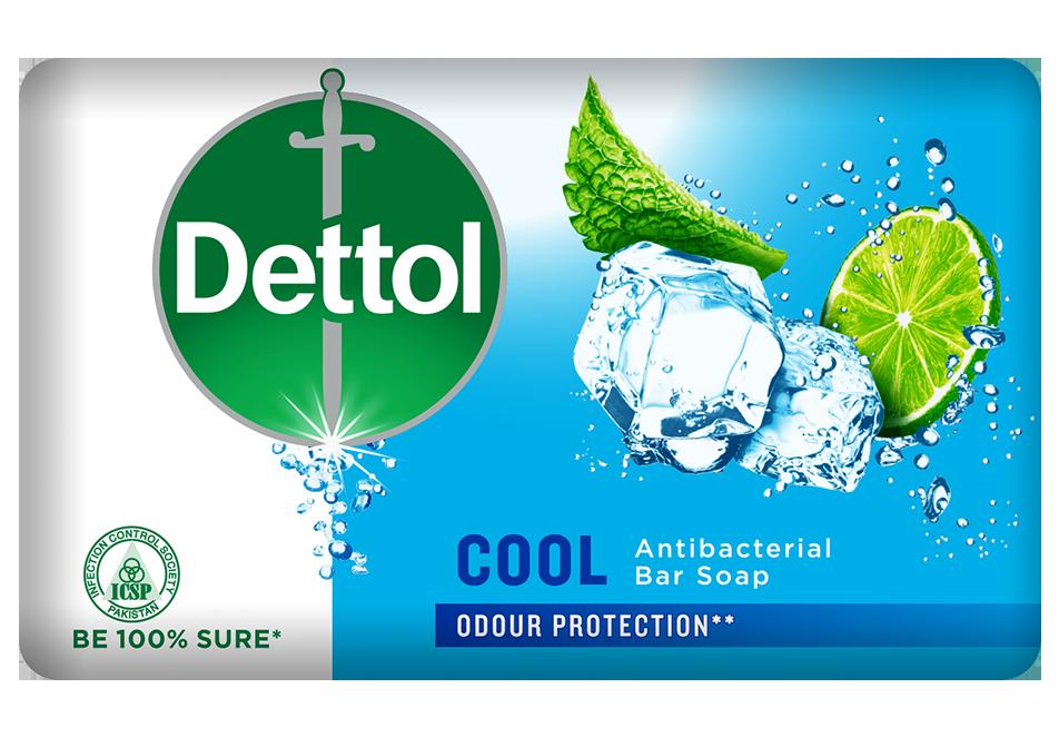 DETTOL ANTIBACTERIAL COOL SOAP