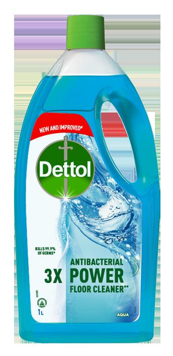 DETTOL ANTIBACTERIAL MULTI SURFACE CLEANER - AQUA