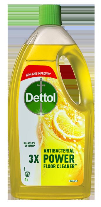 DETTOL ANTIBACTERIAL MULTI SURFACE CLEANER - CITRUS