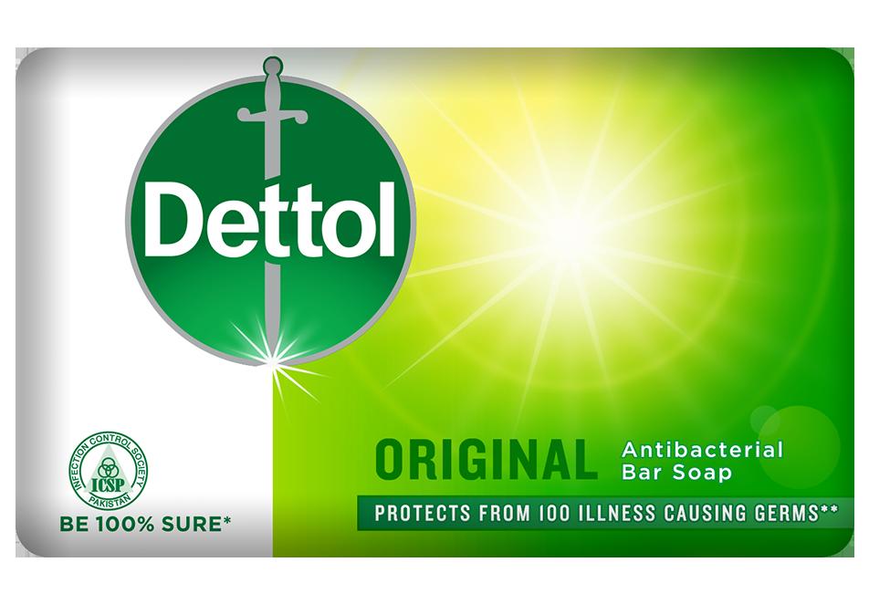 DETTOL ANTIBACTERIAL ORIGINAL SOAP